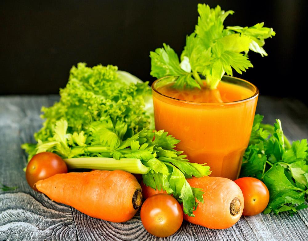 Alimentos con propiedades antioxidantes
