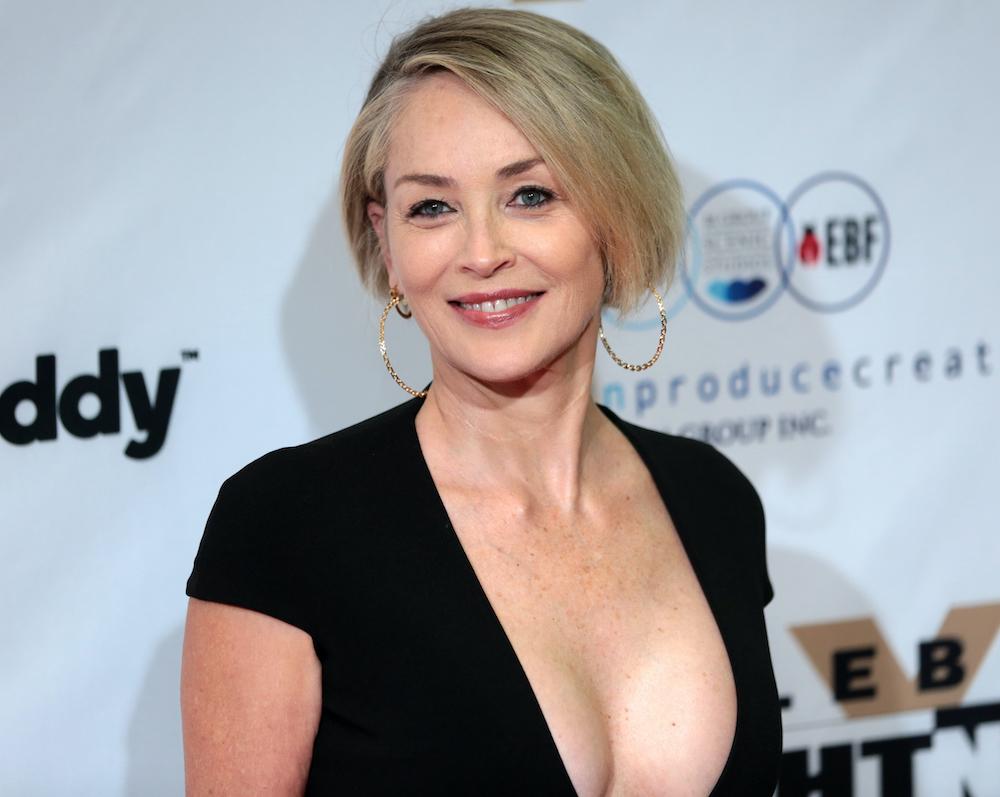 Sharon Stone: una mujer que no acepta estereotipos